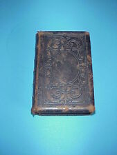 The Book of Common Prayer Administration of the Sacraments Antique 1866
