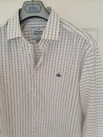 Mens MAN by VIVIENNE WESTWOOD long sleeve shirt size IV/large. RRP£260.