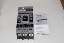 SIEMENS SENTRON MOLDED CASE CIRCUIT BREAKER HFD63B250L, 3P, 250A