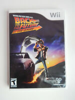 Back to the Future the Game Complete! Nintendo Wii