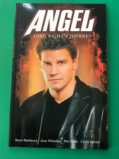 Angel Long Night's Journey TPB Used, Great Condition! Joss Whedon Dark Horse