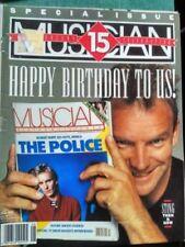Revistas de música, danza y teatro ingleses