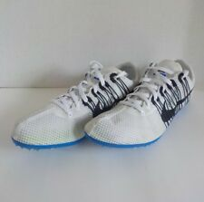 Nike Zoom VICTORY 2 Distance Running 555365 100 Men Size 11.5 +Extra Spikes &SRT