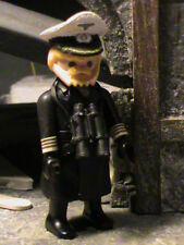 PLAYMOBIL CUSTOM  COMANDANTE U-BOOT (ATLANTIC-1942) REF-0596 BIS