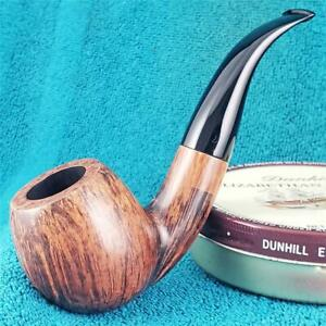 """EXCELLENT! Stanwell """"NIGHT & DAY"""" LARGE 3/4 BENT EGG FREEHAND Danish Estate Pipe"""
