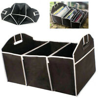 Car Boot Organiser LARGE Storage Trunk Foldable Heavy Duty Collapsible Shopping
