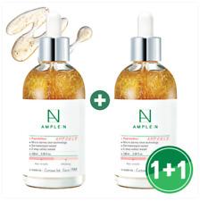 Coreana Whitening Wrinkle AMPLE:N Peptide Shot Ampoule 100ml + 100ml K-Beauty