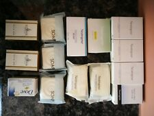 lot of 14 travel size soap NEUTROGENA french milled , Dove and more