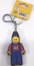 3 Lego City Worker Key Ring Chain
