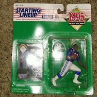 1995 Marshall Faulk Indianapolis Colts Rookie mint Starting Lineup