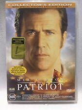 MEL GIBSON IS THE PATRIOT WAR Action Adventure Movie DVD