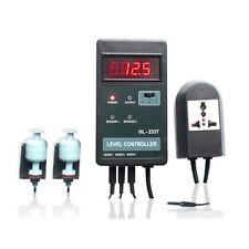 Controlador / Regulador de nivel de agua + Temperatura (HL-233T)