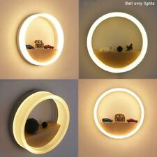 Modern Simple LED Wall Light Round Indoor Sconce Lighting Lamp Fixture Decor