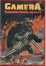Gamera – Frankensteins Monster aus dem Eis - DVD - NEU mit Sammelkarten