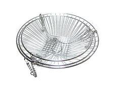 BBQ CHOICE 3-Tier Wire Hanging Storage Baskets - Barbecue, Kitchen Organizer