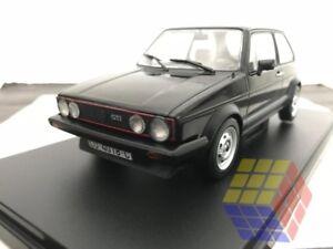 Coche Clásico Volkswagen Golf GTI (1981) - Classic Car VW Golf  - 1:24 -  IXO