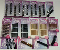 Goody 334 Piece Hair Accessories Lot of Clips, Barrettes, Bobby Pins & More