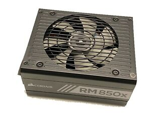 Corsair RM850x 850w PSU PC Power Supply Fully Modular 80 Plus Gold Certified