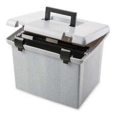 Pendaflex Portable File Box 11 Height X 14 Width X 111 Depth External