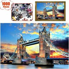 1000 Pieces Children Adult Kids Puzzles Educational Toy Home Decoration Jigsaw