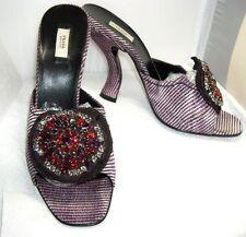 Dior Pumps, Classics Canvas Medium (B, M) Heels for Women