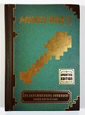 Buch MINECRAFT KONSTRUKTIONS HANDBUCH dt. Updated Edition