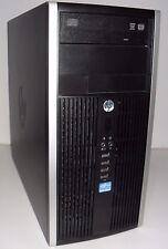 HP  Compaq Elite 8300 Microtower PC Win 8 - 500GB - 8GB i5 3. Gen.