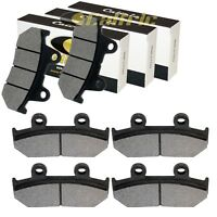 Front And Rear Brake Pads for Honda GL1500A Gold Wing 1500 Aspencade 1991-2000
