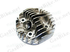 Cylinder Head Cover, Chrome Finish - 48Cc Gas Motorized Bicycle