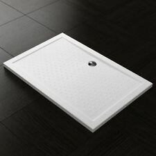 Durovin Bathrooms Non Slip Acrylic Rectangle Shower Tray 1200mm x 900mm