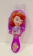 DISNEY PRINCESS SOFIA THE FIRST DELUXE Die-Cut HAIR BRUSH Comb Accessory NEW!!