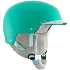Anon Women's Aera Snowboarding Helmet Empress Teal Medium