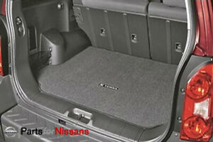 Genuine Nissan Xterra Rear Cargo Area Trunk Carpet Floor Liner Mat NEW OEM