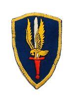 US Vietnam Theater Made Army 1st Aviation Brigade Patch ORIGINAL Worn