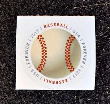 2017USA Forever - Have a Ball - Baseball - Single Postage Stamp -  Mint