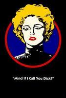 Dick Tracy Movie POSTER 27 x 40 Warren Beatty, Madonna, C