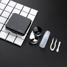 Contact Lens Portable Cute Plastic Travel Holder Storage Soaking Box Case Set