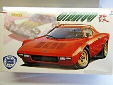 Fujimi 1/24 Scale Lancia Stratos Model Kit - Sealed - Item # 08237*3200