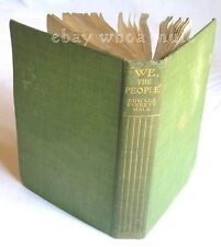 We, the people ... by  Edward Everett Hale, 1903, 1st Edition, in VG condition
