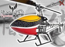 CopterX CX 450BA Black Angel Flybarless Belt Kit T-rex Trex 450 PRO Helicopters