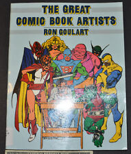 The Great Comic Book Artists by Ron Goulart (1986, P...