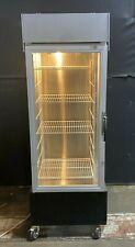 Hatco Flav R Savor Dry Heated Holding Cabinet Pizza Merchandiser