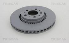 2x Bremsscheibe TRISCAN 812029160C vorne für AUDI SEAT SKODA VW