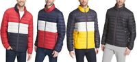 New Tommy Hilfiger Men's Ultra Loft Lightweight Packable Puffer Jacket, S-XXL