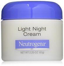 Neutrogena Light Night Cream, 2.25 Ounce Each