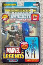 Marvel Legends Bullseye Grimace Face Variant Chase Galactus Series Toy Biz NIP