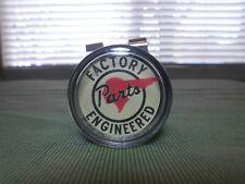 Pontiac steering wheel spinner reads factory engineered parts suicide knob
