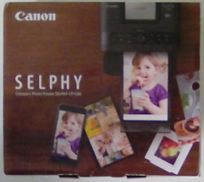 Canon Selphy CP1300 Compact Photo Printer with Ink/Paper