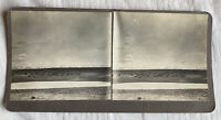An Evening Scene –Butte Montana – N.A. Forsyth Early 1900s Stereoview Slide