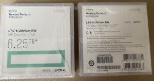 LTO 6,25TB Ultrium RW Data Cartridge C7976A